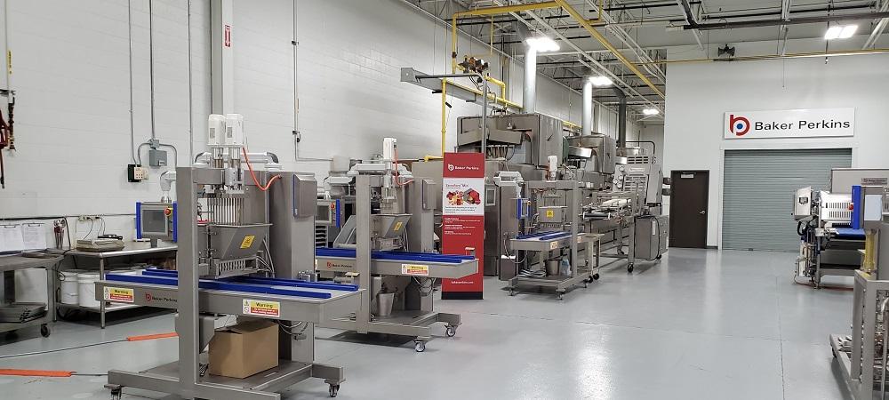 US Innovation Center, Grand Rapids machinery