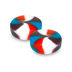 Striped Four Colours