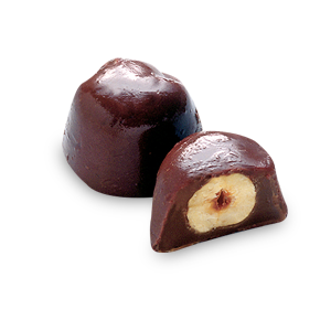 Toffee Enrobed with Nut Inclusion