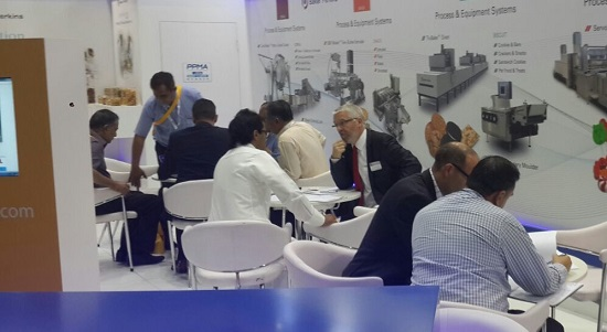 Baker Perkins at Gulfood Manufacturing 2015 - Dubai, UAE