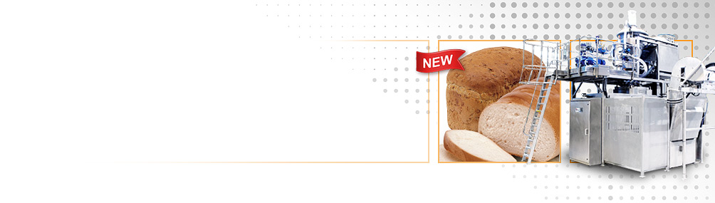 <b>NEW Tweedy™ High Speed Mixer</b><p>Consistent high quality with low production costs for all types of mechanically developed dough.