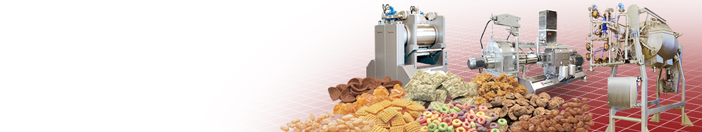 <b>Cereal</b><p>Systems for flaked, extruded and high-value co-extruded breakfast cereals.