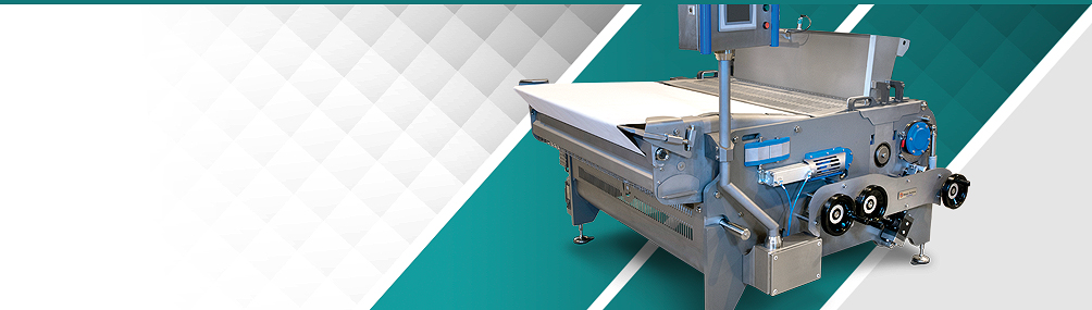 <b>NEW TruClean™ Series3 Rotary Moulder</b><p>Sets new standards in hygiene, operation and maintenance