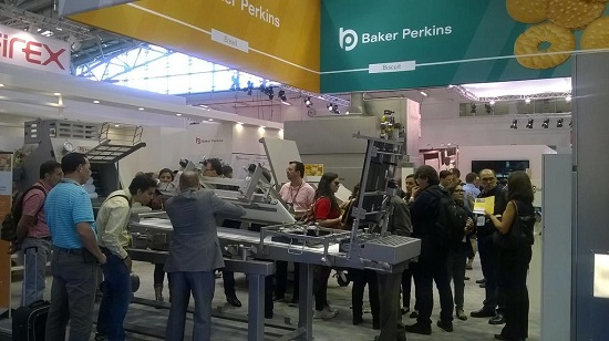 A successful IBA for Baker Perkins