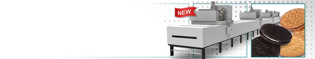 NEW TruBake™ Convection Oven: an enhanced direct convection heating system to achieve exceptional product quality & high throughput.