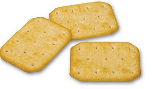 Enzyme Raised Crackers