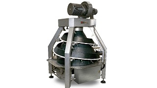 Industrial bakery equipment conical rounders
