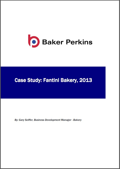 New Case Study: US bakery benefits from investment in Multitex4™ moulder