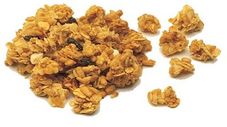 Kibbled Granola Cereal