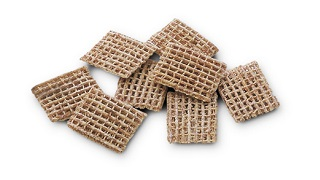 Malted Shredded Squares