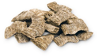 Shredded Wheat Shapes