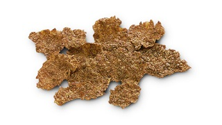 Extruded Bran & Wheat Flakes