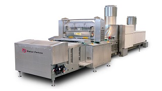 Confectionery equipment suppliers depositer