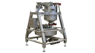 Confectionery equipment suppliers batch disolver 2