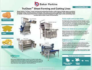 Brochure: TruClean™ Sheet Forming and Cutting Lines