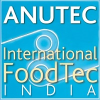 ANUTEC International FoodTec India - New Delhi, India