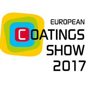 European Coatings Show 2017 - Nuremberg, Germany
