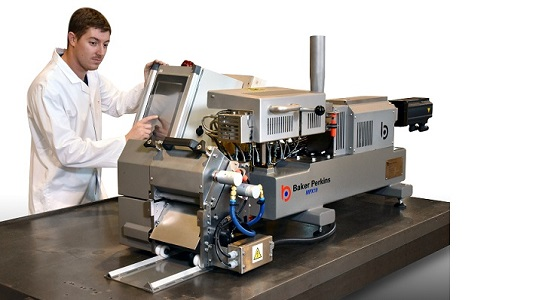 MPX19 benchtop extruder upgraded with remote support
