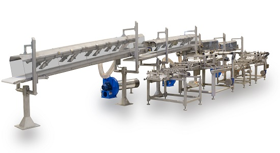 New flour-free bread dough forming system eliminates dust to reduce costs