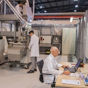 New Industrial Extrusion Innovation Centre opens