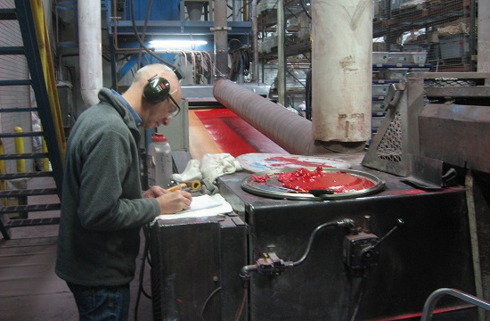 New powder coating feed system increases output by 275%