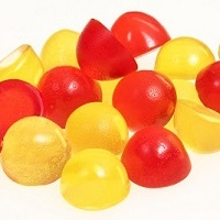 New process and ingredient technology for starchless depositing of gelatin gummies