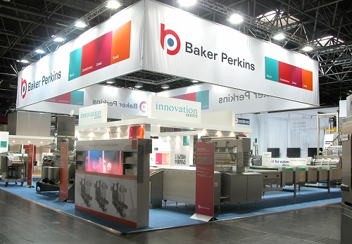 Baker Perkins at Interpack 2011