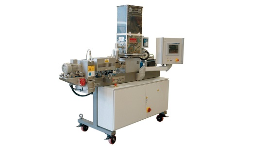 MPF24 laboratory extruder for product development