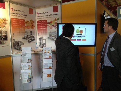 Complete processing capability for Biscuits, Cookies & Crackers at Propak Africa 2013