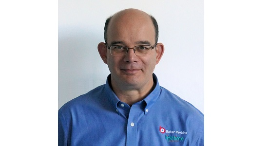 Baker Perkins hires new Cereal & Snack Chief Engineer