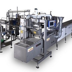 New continuous ServoForm™ Mini starch-free depositing system