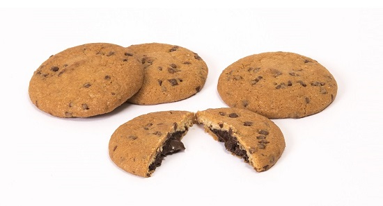 New encapsulating system for high-value filled cookies