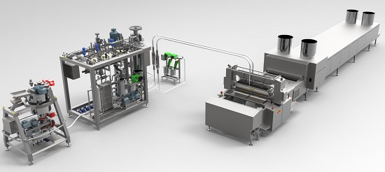 Equipment Upgrades for Automated Confectionery Cooking & Depositing Systems