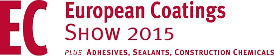 European Coatings Show 2015 - Nuremberg, Germany
