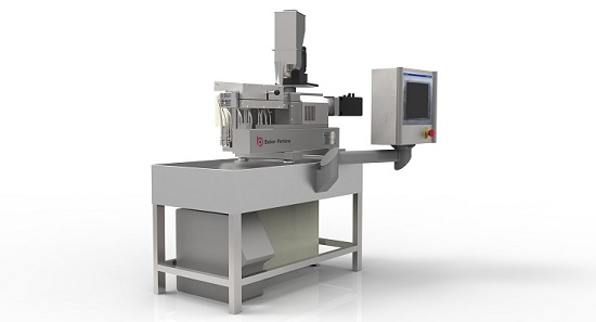 New benchtop extruder for research and product development