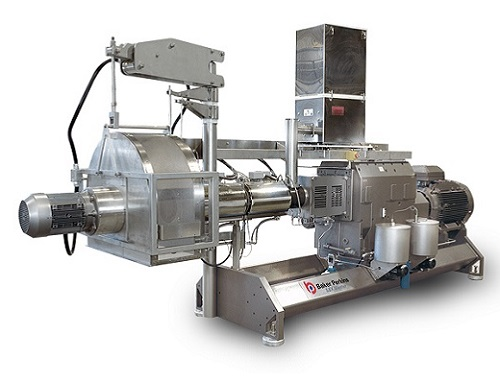 High output cereal & snack extrusion