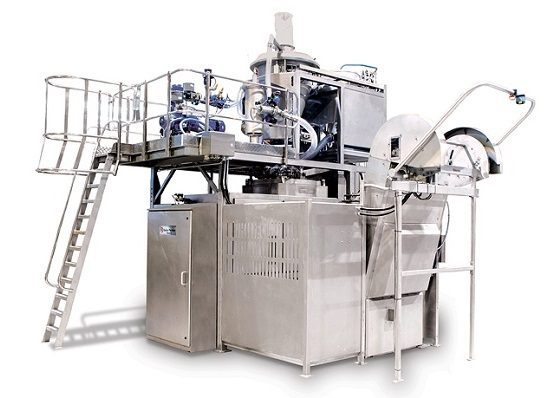 NEW Tweedy™ mixer with cleaning, maintenance and operational upgrades