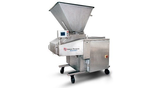 NEW Accurist2.1™ bread dough divider with wash-down capability
