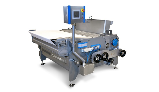 NEW TruClean™ Series3 rotary moulder for soft dough biscuits and cookies