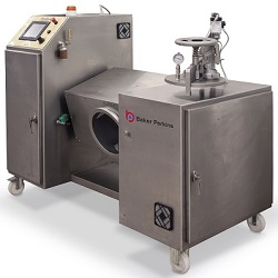 New Tweedy™ mixers for test bakeries and laboratories
