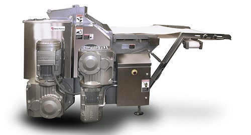 Upgraded heavy duty rotary moulder