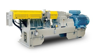 Twin Screw Production Extruders