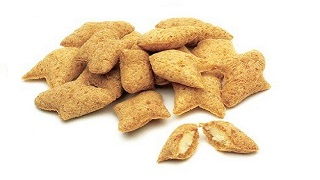 Co-Extruded Snack Products