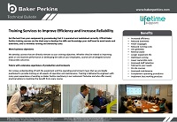 Training Services to Improve Efficiency and Increase Reliability