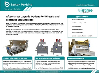 Technical Bulletin: Wirecut Aftermarket Upgrade Options